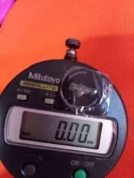 Relógio comparador mitutoyo digital