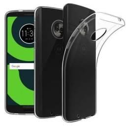 [Frete Grátis] Capa/case Protetora Silicone Original Motorola Moto G6 Plus