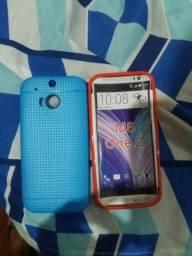 Capa de HTC one m8