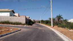 Lote em bairro planejado na região central pronto pra construir(Financio)