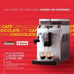 Maquina de café Automática Saeco e Gaggia
