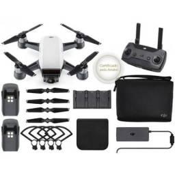 Drone Dji Spark Fly More Combo - Anatel - NOVO