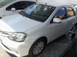 Etios sedan xls 1.5 / 2015-2015 completo - 2015