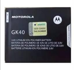 Bateria Motorola GK40 Moto G4 Play / G5 / E4 2800mAh Nova e Original