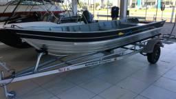Barco de aluminio Pety modelo Pety 500S 5 metros - 2019