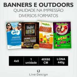 Banners e Outdoors