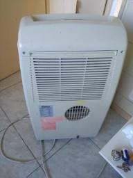 Ar condicionado Philco portátil funcionando