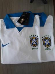 Venda camisas do brasil entre outras