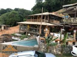 Magnifico sítio no rio claro, caraguatatuba, com 10 hq e 700 m² de área construida