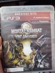 Vendo esse jogo do Mortal Kombat original meu