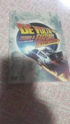 Box trilogia De Volta para o Futuro lacrado