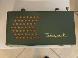 Raro Rádio transistor IntelBras para colecionador
