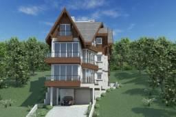 Apartamento com 2 dormitórios à venda, 54 m² por R$ 480.000 - Piratini - Gramado/RS