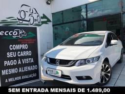 Honda Civic  LXR 2.0 i-VTEC (Aut) (Flex) FLEX AUTOMÁTICO