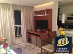 Apartamento com 2 dormitórios, 1 suite - Parque Brasilia