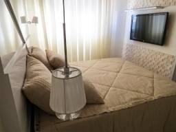 Apartamento 2 Qts com suite, Porcelanato, Parque Amazônia
