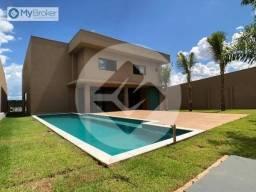 Sobrado com 5 dormitórios à venda, 500 m² por R$ 3.600.000,00 - Jardins Munique - Goiânia/