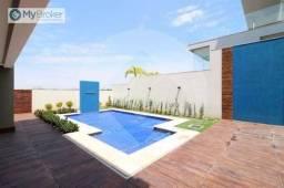 Sobrado com 4 dormitórios à venda, 485 m² por R$ 3.650.000,00 - Jardins Munique - Goiânia/