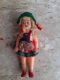 Boneca vintage Blumenau