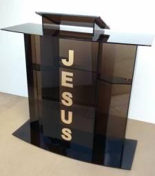 Púlpito de Acrílico - Igrejas e Eventos/Palestras