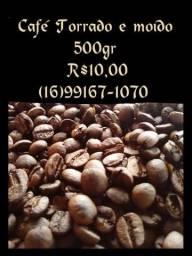 Café Artesanal R$10,00