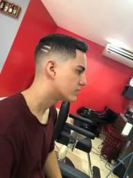 Aluguel de espaço para barbeiros