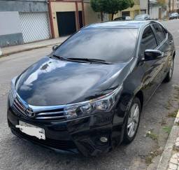 Corolla GLi 2017 1.8 automático, Impecável - 2017