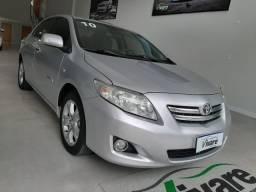 Corolla XEi 1.8 Aut. Flex Imperdível !!!! Financia 100%!!!! - 2010