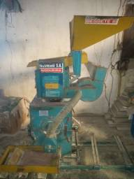 Máquina beneficiadora de arroz