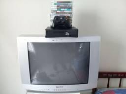 Xbox 360 + TV 29