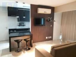 Apartamento com 1 dormitório para alugar, 40 m² por R$ 1.200/mês - Vila Redentora - São Jo