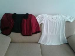 SUPER PROMOÇÃO de roupas EVANGELICAS semi-novas.