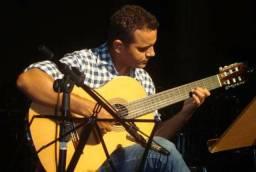 Aulas de violão popular e classico