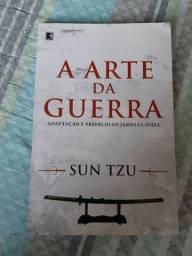 Livro A Arte da Guerra ( Não Entrego )
