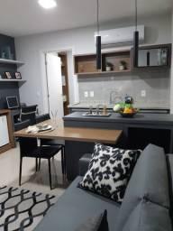 Flat completo de mobília