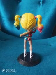 Boneco colecionador Harley Quinn original sem uso