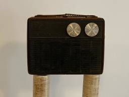 Raro Rádio retrô RCA Victor para colecionador
