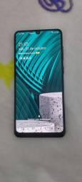 Vendo Samsung A31 Preto 128GB Novo