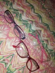 Vende se armações de óculos infantis