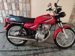Honda Cg 125 ml 1985