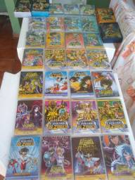 Dvd Os Cavaleiros do Zodíaco Original