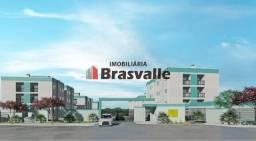 Apartamento à venda com 2 dormitórios em Pioneiro catarinense, Cascavel cod: *58