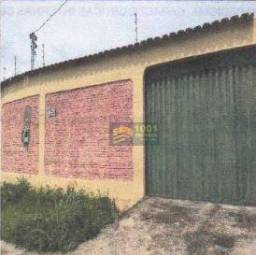 Casa com 1 dormitório à venda, 116 m² por R$ 93.024,02 - Centro - Campos Belos/GO