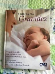 livro a biblia da gravidez