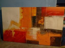 Lote de telas, quadros de ímã, cortiça, lousa. mais de 25 itens por R$230,00!!