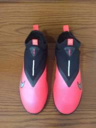 Chuteira Nike React Phantom Vision 2 Pro Dynamic Fit TF