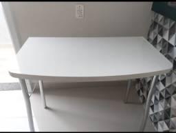 Vendo mesa dobrável carraro