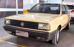 VW - Gol CL Cht 1.6 1990 63 mil km Apenas