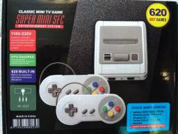 Nintendo retrô 8 Bits 620 jogos
