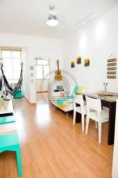 Apartamento à venda com 2 dormitórios em Botafogo, Rio de janeiro cod:893272